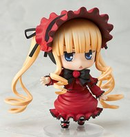 Anime Rozen Maiden Official Genuine Shinku Nendoroid #364 Ac...