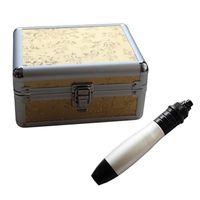 자동화 된 전기 Derma 펜 자동 전기 Derma 펜 우표 피부 Theraphy 롤러 Microneedle 7 수준 속도