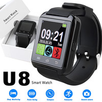 U8 Smart Watch Bluetooth Smartwatches Touch Screen Wirst Wat...