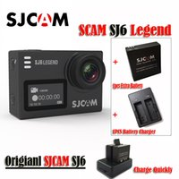 Original SJCAM SJ6 LEGEND 4K 24fps Ultra HD Notavek 96660 Wa...