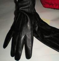 модные мужские перчатки из натуральной кожи кожаные перчатки подарочный аксессуар оптом с завода #3167