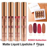 Kylie Jenner Lip Kit Lipgloss Set KOKO Kollection Set The Fa...