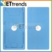Universel de haute qualité pour iPhone 6 Plus / 6S Plus cadre avec lentille en verre réparation de pièces de moule DHL Livraison gratuite AB0277