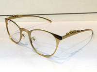 6205229 Luxury Glasses Prescription Eyewear Cat Eye Frame Le...