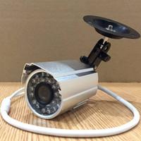 24LED 420 TVL CMOS CCTV-Kamera 3.6mm Objektiv m12 montieren IR-Nachtsicht wasserdichte CCTV-Überwachungskamera