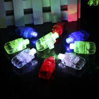 Lampada da barretta luminosa, lampada ad anello a led, luce laser, lampada luminosa, giocattolo luminescente, prodotti di strada all'ingrosso