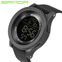 Sanda G Military Men Digital Sport Shock Watch Automatic Wat...