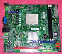 Scheda dell'apparecchiatura industriale per il chipset originale MCP61PM-AD Rev 1.0 15-R40-011090 C61 Socket AM2 DDR2