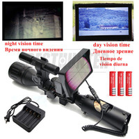 Night Vision Riflescope Outdoor Tactical Scopes Optics Sight...