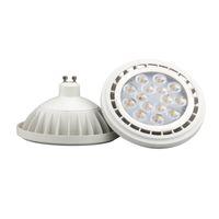 Livraison gratuite nouvelle arrivée AR111 GU10 LED lampe 12 W Entrée cob spotlight blanc chaud / blanc froid / blanc naturel ampoules à intensité variable