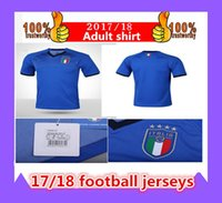 2017 2018 Italian jersey national football shirt CHIELLINI C...