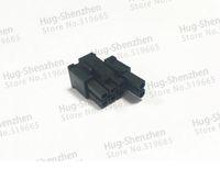 Spedizione Gratuita 1000 pz / lotto ATX / EPS PCI-E GPU 4.2mm 5557 8 p (6 + 2) Pin maschio Potenza Connettore Custodia In Plastica Shell Per PC Power