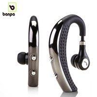 Banpa BH693 Wireless Bluetooth 4. 0 Headset Ear Hook Headphon...