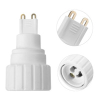 Lampor G9 till GU10 Base Skruv LED Lampa Lampa Adapterhållare Socket Converter 220V 5A PBT-material