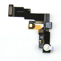 Cámara frontal de alta calidad Sensor de luz de proximidad Flex Ribbon Cable iPhone 5 5s 5c 6 Plus 4.7