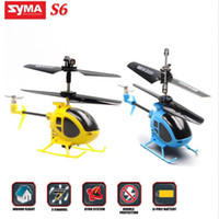 SYMA mini helicopter SYMA S6 The World' s Smallest 3. 5CH...