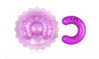Frauen Vibrierende Nippel Stimulation Massagebrust Vibrator Female Masturbation Brust vergrößern Stimulating Sexspielzeuge PY211 q171124