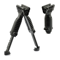 Tactical MAKO FAB DEFENSE T-POD Gen 1 Foregrip Bipod Black