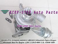 Турбо RHV5 RHV5S 1515A026 VT12 Вт-12 VAD30012 VED30012 для Мицубиси Паджеро модель V80 V90 в Сегун Л200 3.2 делали в 2006 - 4M41 3,2 л 125KW