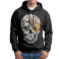 2017 New men's hoodies with original pattern printed for free shipping hoodies in autumn and winter