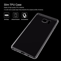 Ultra Thin 0. 3mm Crystal Clear Soft TPU case cover For iphon...