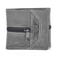 Wholesale- Man Canvas Mens Wallets Top Quality Wallet Card H...