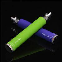 전자 담배 자아 C 트위스트 3.3-4.8V 가변 전압 VV 배터리 650 900mAh 1100mAh 1300mAh E Cigs 담배 자아 분무기