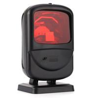 Hohe Qualität YHD-9100 Desktop-Plattform Omnidirektionale Scan-Geschwindigkeit 1500 / sec stationären 1D-Laser-Barcode-Scanner