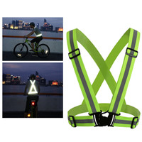 Safety Gear Reflective Vest Clothing High Visibility Day And...