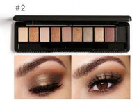 FOCALLURE Eye Shadow Makeup Shimmer Matte Eyeshadow Palette ...