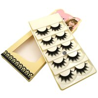 S21 S2 5pairs set Fake Eyelashes Extension Professional Thic...