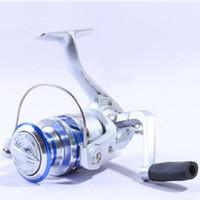 Großhandel LA Serie 10BB Front Spinning Angelrolle Bait Reel Karpfenfischen Rad Carretilhas De Pescaria Kostenloser Versand