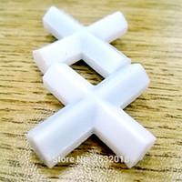 E15x50mm ПТФЭ Магнитная мешалка Смеситель Размешайте Барс ПТФЭ крест форма перемешивающие элементы белые Спиновые Bars, 1шт