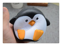2018 Arrival Jumbo Squishy Penguin Kawaii Cute Animal Slow R...