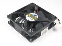 Freies Verschiffen für AVC DS09225B12U, P178 DC 12V 0.56A 4-Draht 4-Pin-Stecker 100mm 90x90x25mm Server Square Lüfter