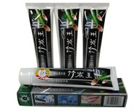 Hot Sale Charcoal Toothpaste Whitening Black Toothpaste Bamb...