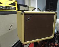 الشحن مجانا جودة عالية LS ACOUSTIC AMPLIFIER الغيتار القيثارة أداة المتكلم الصوتية مع MIC TVA35 رئيس