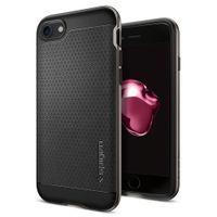 SGP тонкий броня телефон Case NEO Hybrid телефон случаях сверхмощный защитник задняя крышка противоударный для iphone x 5 6 7 8 plus samsung S8 plus