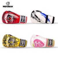 PRETORIAN Boxing Gloves Twins Muay Thai MMA Gloves Grant Luv...