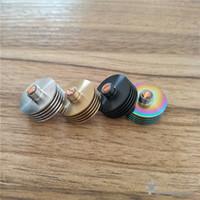 24mm Ecig разъем радиатора атомайзер радиатор адаптер электронная сигарета 510 радиатор для продажи радиатор база для оптовых-Aimcig
