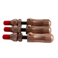 7Pin Borulu Kilit Seçim Seti 7.0mm / 7.5mm / 7.8mm Tübüler Çilingir Kilidi Toplama Araçları Bump Anahtar Ayarlanabilir