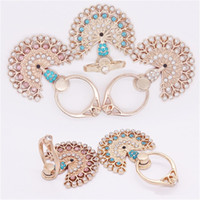 360 Rotating Fashion Diamond Holder Stand Finger Ring Stent ...