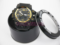 New arrival relogio men' s sports GWG watches, LED chron...