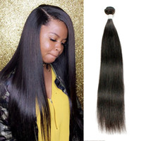 Recommend Brazilian Straight Human Hair Weaves 3 Bundles Nat...