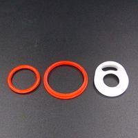 Juego de juntas tóricas de silicona O Ring Fit TFV12 Juntas de reemplazo Juego de orificios para atomizador TFV12 El mejor precio DHL gratuito