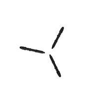 Stylo de remplacement pour 3 stylos de remplacement pour PCS / Lot pour stylet stylet tactile Microsoft Surface Pro 3