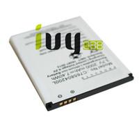 50 قطعة / الوحدة 2000 مللي أمبير C765804200L استبدال البطارية ل blu الحياة 8 Life8 L280 L280a فوز hd W510 W510U