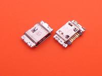 50 PCS / LOT, nouveau connecteur de chargeur de charge USB d'origine pour Samsung D3 2016 J320 J320A port dock plug