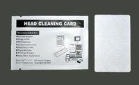 100 шт кредитная карта MSR Head Cleaner очистка карты для считывателя магнитной полосы новый
