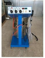 Свободный корабль Электростатический Powder Coating машина WX-958 Электростатический Spray Powder Coating Machine Gun Распыление краски